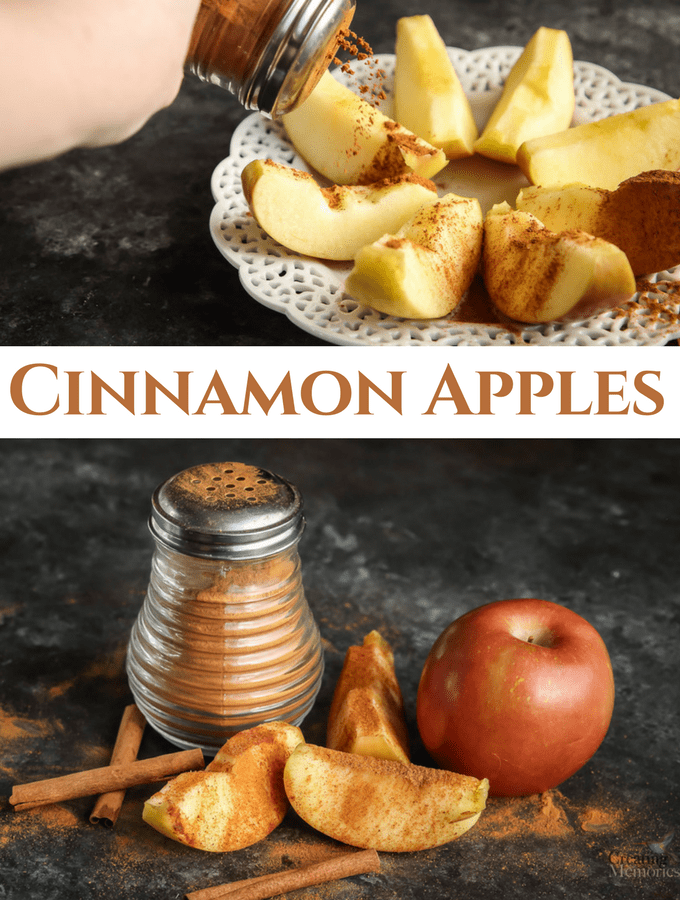 How to make the best Cinnamon Apples Recipe