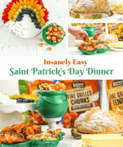 Easy Saint Patrick's Day Dinner ideas.