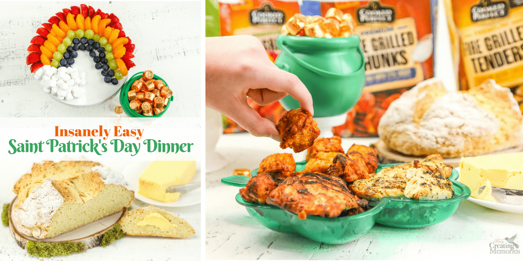 Easy Saint Patrick Day dinner Ideas for St Patrick's Day Family Dinner