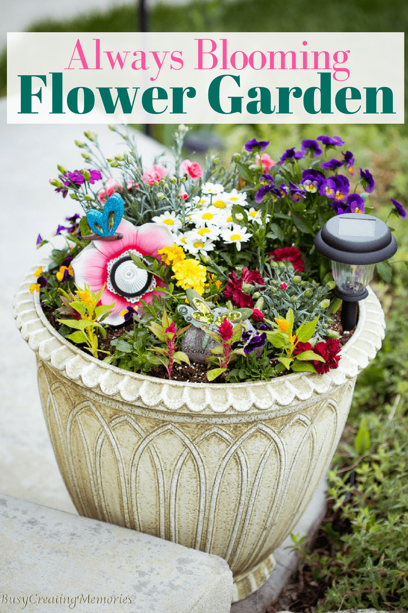 Always blooming flower garden ideas for beautiful blossoms all year long always blooming flower garden ideas w blossoms all summer long mightylinksfo