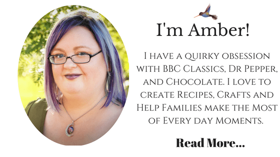 Meet Amber of Busy Creating Memories