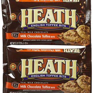 Hershey's Heath Milk Chocolate Toffee Baking Bits