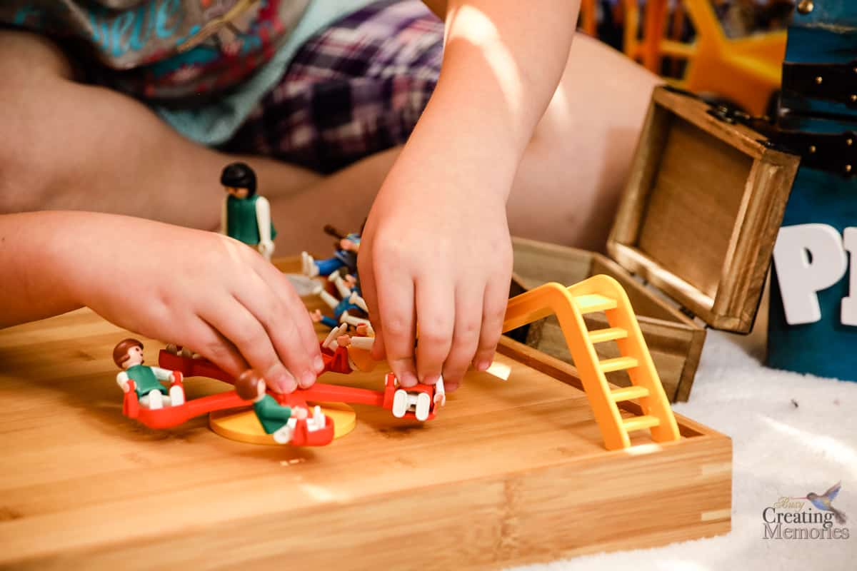 Benefits of creative play therapy toys for child centered play therapy