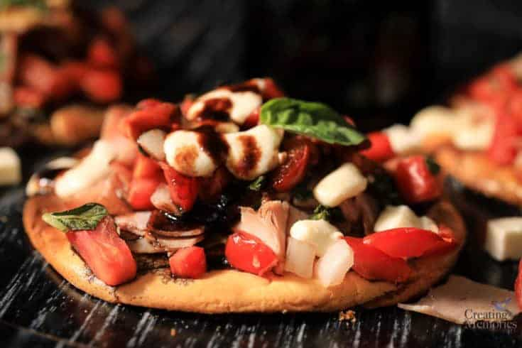 The Best Ever Keto Bruschetta Recipe