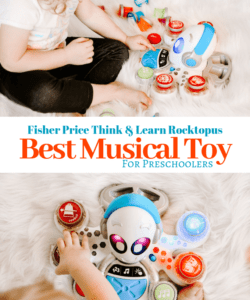 Inside look at the hottest Musical Toy for Kids – Think & Learn Rocktopus