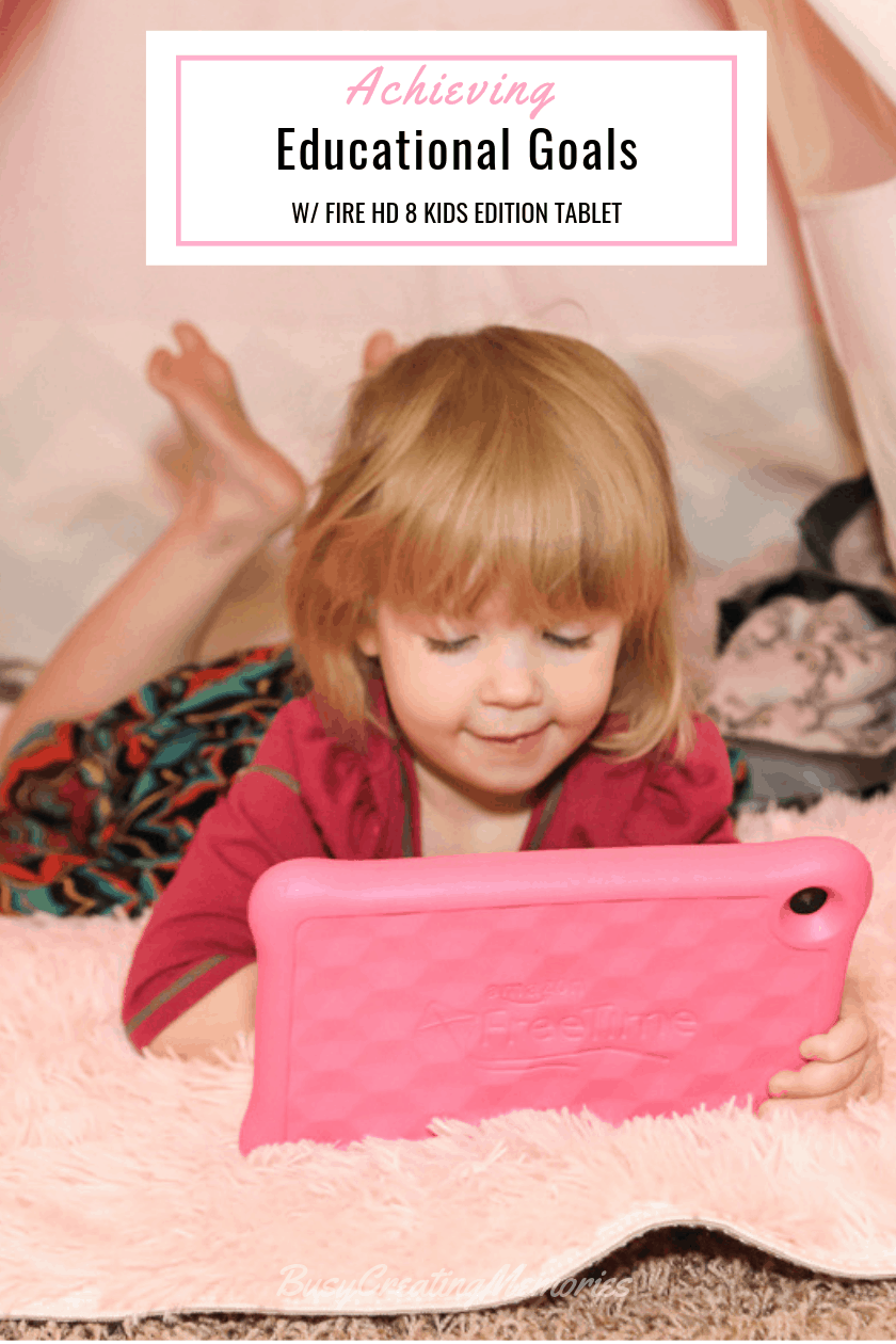 Do you find setting educational goals for your kids hard? Well, worry no more! I have ideas to help children achieve their personal educational goals all while having fun! Perfect for Back to school or a fresh start for the new years.