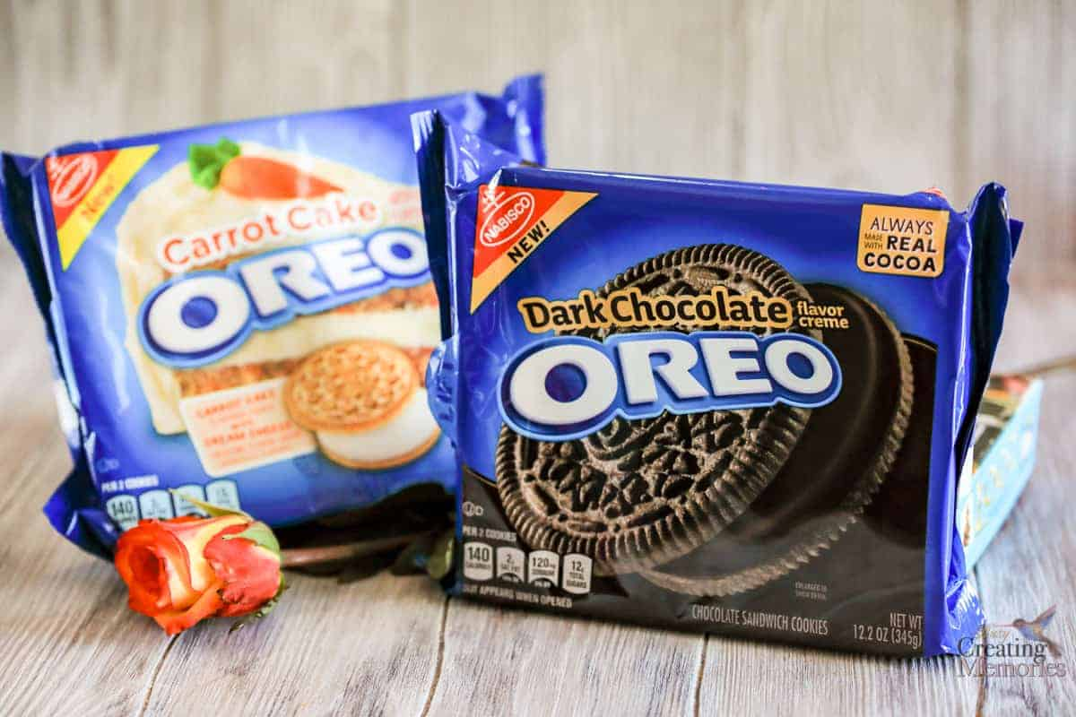 Sweeten your Valentine's Day with new OREO Flavors!