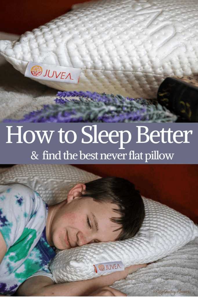 Tired of being Tired? Need help falling asleep? Want to know how to sleep better at night? Try these proven remedies and tips to improve deep sleep and discover the best pillows for sleeping. These pillows are perfect for teens, college students, adults, and kids. Specially designed for every sleep positions. Say goodbye to insomnia! #rejuvenatewithjuvea