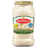 Bertolli® Creamy Alfredo with Cauliflower and Milk - Bertolli